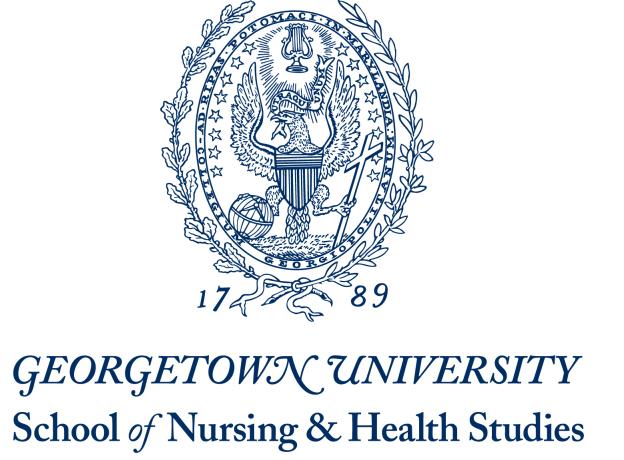 Georgetown Accelerated Nursing Programs information